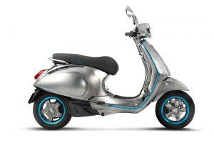 Piaggio Group Unveils Vespa Elettrica
